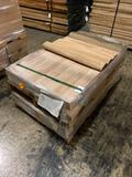 Approx 384 pcs of 1/2in x 2ft long Maple pcs
