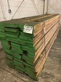 Approx 60 pcs of Prime Red Oak, 12-16ft, 8/4 thick