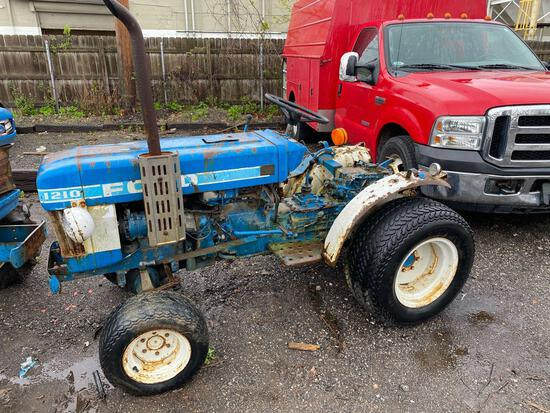 Ford 1210 Utility Tractor-Read description.