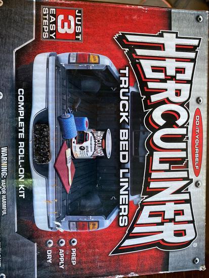 Herculiner Roll-On Truck Liner Kit