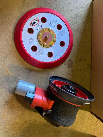 New Sioux Co 6in Air Sander