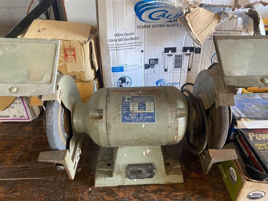 Continetal HD Large Bench Grinder 110v