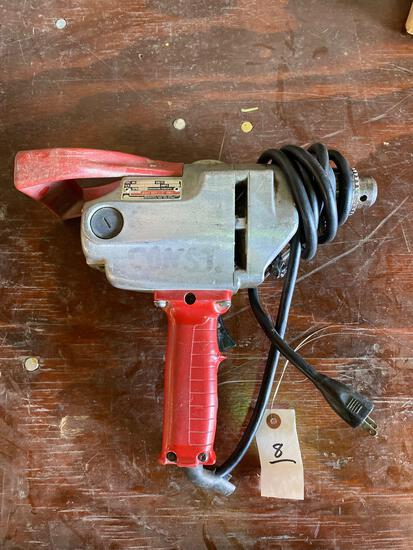 Milwaukee 110v HD 1/2 in Drill