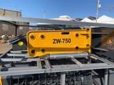 NEW Wolverine Hydraulic Breaker Unit ZW-750 Skidloader Attachment