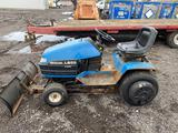 New Holland/Ford LS55 Hydrostatic Lawn Tractor w/Blade