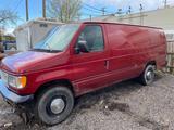 1998 Ford E-350 Econoline 7.3 Diesel Contractor Van