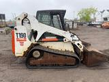 Bobcat T190 Rubber Track Skidloader