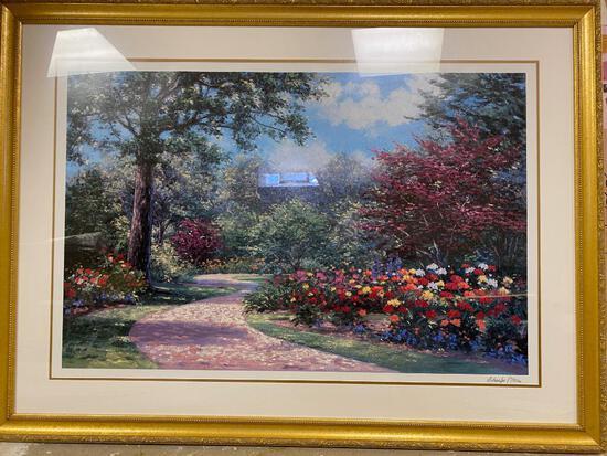 Framed Landscape Print from Schafer / Miles