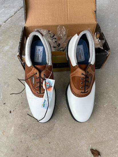 Footjoy Size 11 Golf Shoes