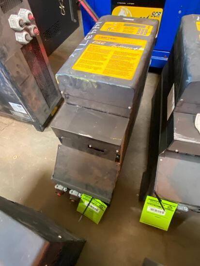 Ametek PAC Prestolite Advanced Power EC 2000 Forklift Battery Charger