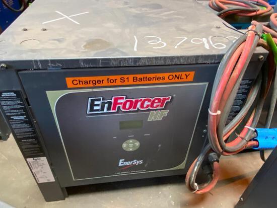 Enforcer HF Forklift Battery Charger