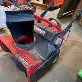 Snapper Snow Thrower