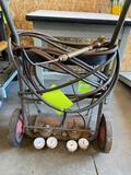 Oxy/Acetylene Torch Cart