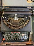 Monarch Pioneer Typewriter