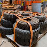 12 Forklift Tires