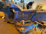 Large Irwin Bench Vise
