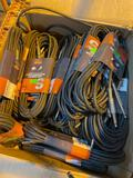 Lot of High Quality Instrument Cable