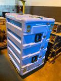 Hardigg Waterproof Job Box on Casters