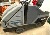 Nilfisk Advance Riding Floor Cleaning Sweeper