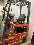 Kalmar AC E30 Forklift With Batteries