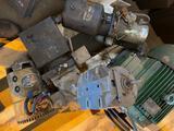 Palette of Machine Parts, Motors
