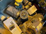 Lot of Parts, Motors Etc