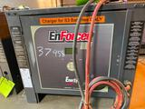 Enforcer HF IQ Forklift Battery Charger. Output: 48v, 160amp
