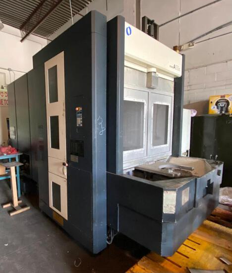 Metal Milling and Machine Shop