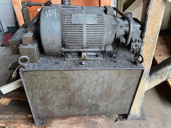 Nachi Uni 3-Phase Induction Motor