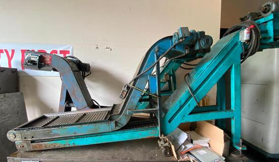 Lot of (4) Assorted Conveyor Systems