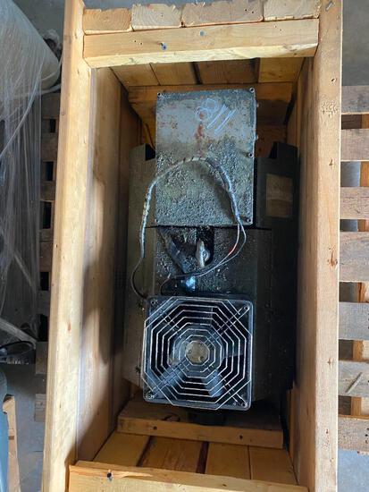 Electric Compressor / Motor