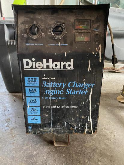 Die Hard Battery Charger