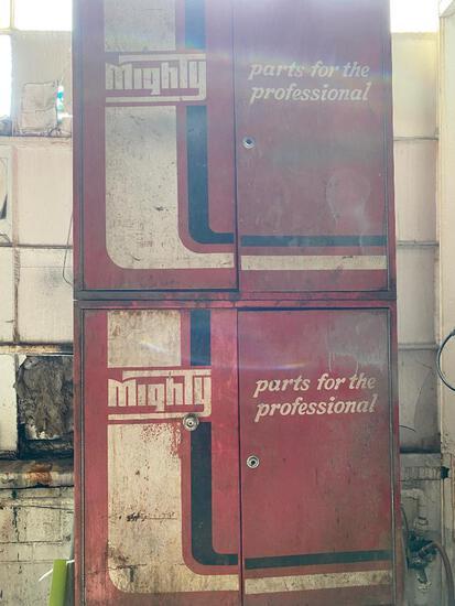 Vintage Metal Cabinets