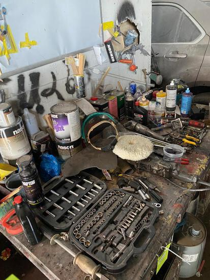 Workbench and All Contents