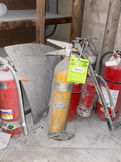 Fire Extinguisher Lot