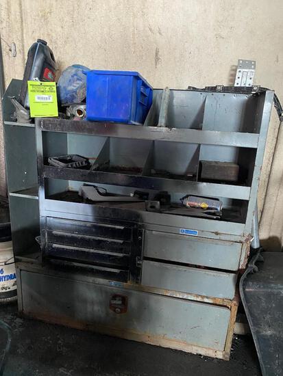 Adrian Metal Cabinet