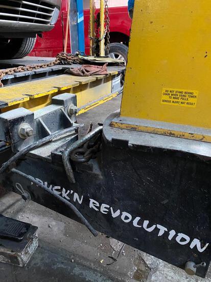Chassis Liner Truck'n Frame Straightener
