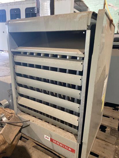 Modine Co Gas 116k BTU Overhead Heater-1 phase