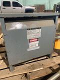 Square D Co Sorgel 3 ph Insulated Transformer, 30 KVA, 60hz, sty no 33349-17212-055