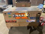 Knack Rolling Job Box-4ft wide, 2ft tall, 2ft deep