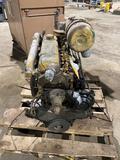 Perkins 4cyl Diesel Motor