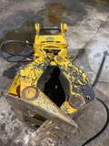 BuiltRite Co Model BR6759 Hydraulic Excavator Grapple