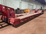 2013 Trail King Hydraulic Detachable Low Boy Tri-Axle Equipment Trailer-55 Ton.