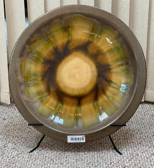 Decorative Plate on Stand