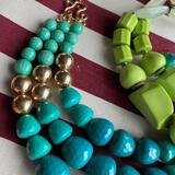 Brightly Colored Jewelry