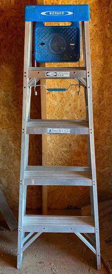 Weber 5ft Metal Ladder