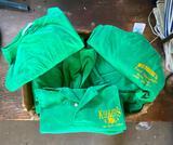 Lot of Green T-Shirts