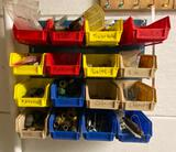 Sixteen Bins and Contents