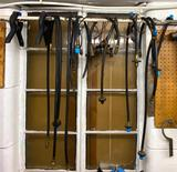 Clamps and Propane Hoses