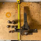 Industrial Hitch with Extra Balls